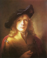 Godfrey Kneller Young Man with a Medal