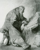 Jan Lievens Old Man Reading