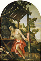Paolo Veronese Saint Jerome in the Wilderness