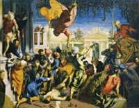 Tintoretto - Miracle of the Slave