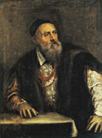 Titian Self Portrait