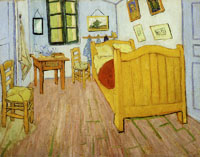 Vincent van Gogh Vincent's Bedroom