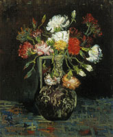 Vincent van Gogh - Bouquet of Flowers