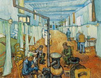 Vincent van Gogh The Hospital at Arles
