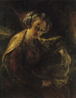 Willem Drost The Sibyl