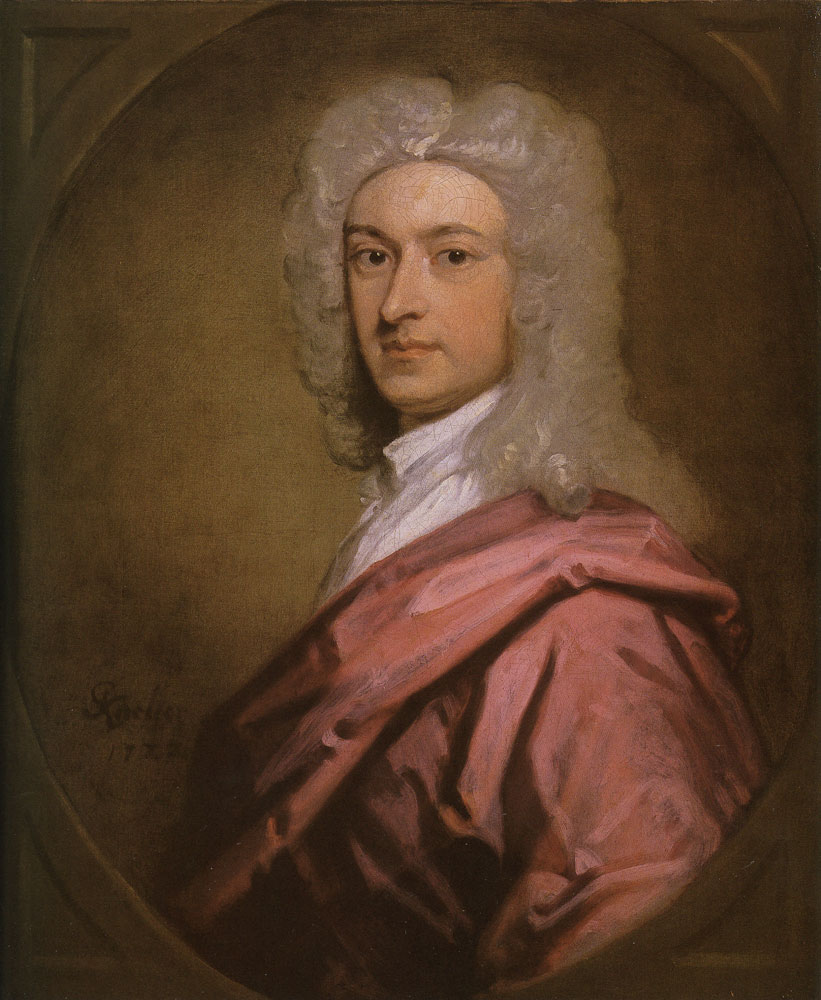 Godfrey Kneller - Portrait of a Young Man