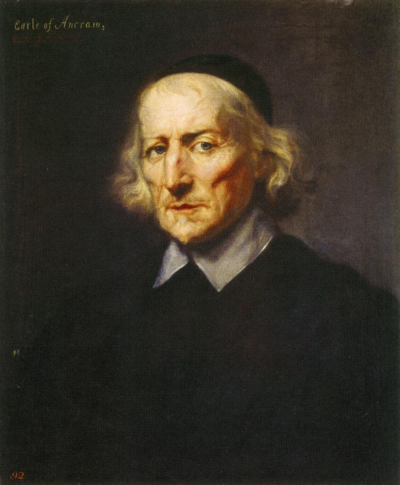 Long Term Loan >> Jan Lievens - Portrait of Sir Robert Kerr, First Earl of Ancram