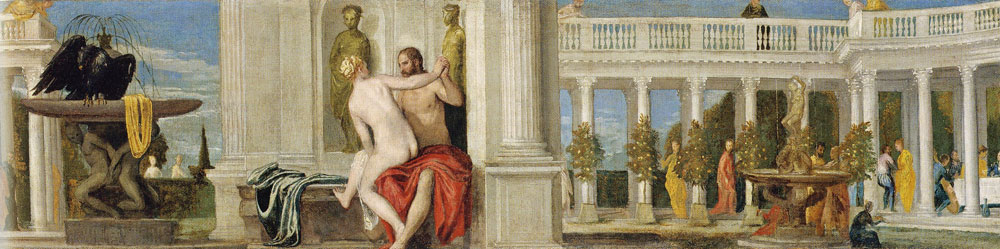 Paolo Veronese - Jupiter and a Nude