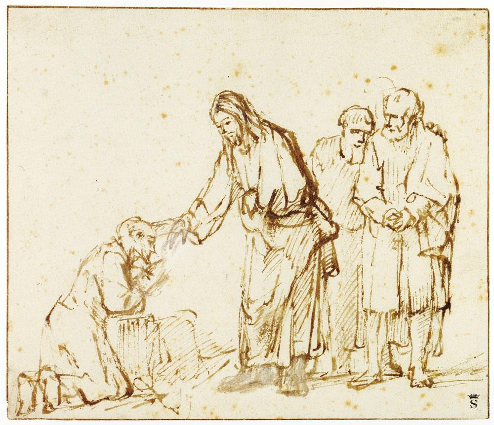 Image result for healing leper images
