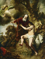 Ferdinand Bol The Sacrifice of Isaac