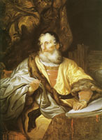 Govert Flinck Antique King