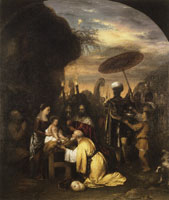 Jan Lievens The Adoration of the Magi