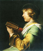 Jan Lievens Lute Player