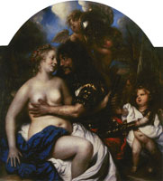 Jan Lievens Mars and Venus