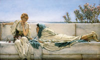 Lawrence Alma-Tadema Pleading