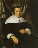 Nicolaes Maes Portrait of an Old Woman