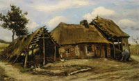Vincent van Gogh Cottage in Brabant