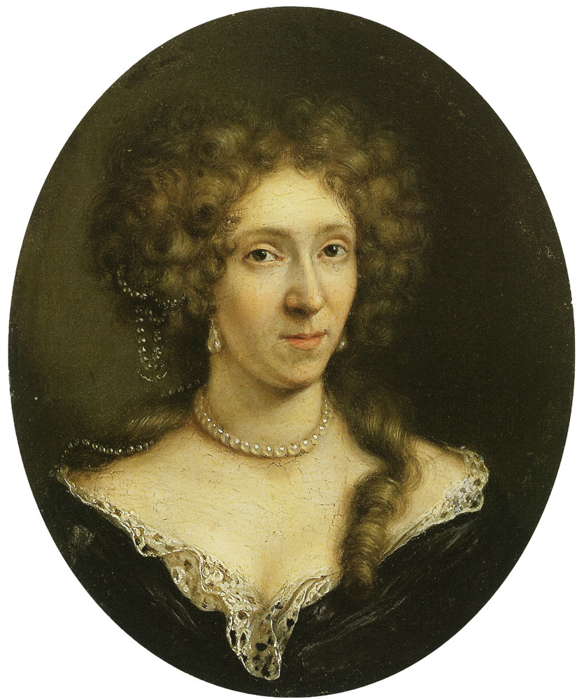 Arie de Vois - Portrait of a Lady