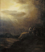 Aert de Gelder The Ascension
