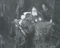 Gerrit Willemsz. Horst Isaac Blessing Jacob
