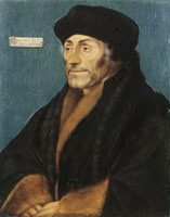 Hans Holbein the Younger Erasmus of Rotterdam