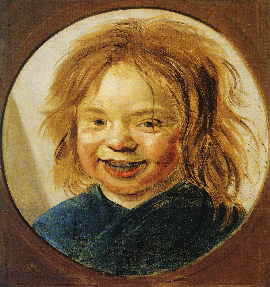 After Frans Hals - Laughing Boy