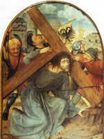 Quinten Massys The carrying of the cross
