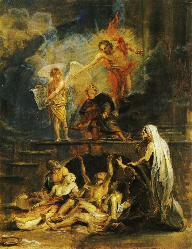 Attributed to Peter Paul Rubens - St Roch as patron of the plague-stricken