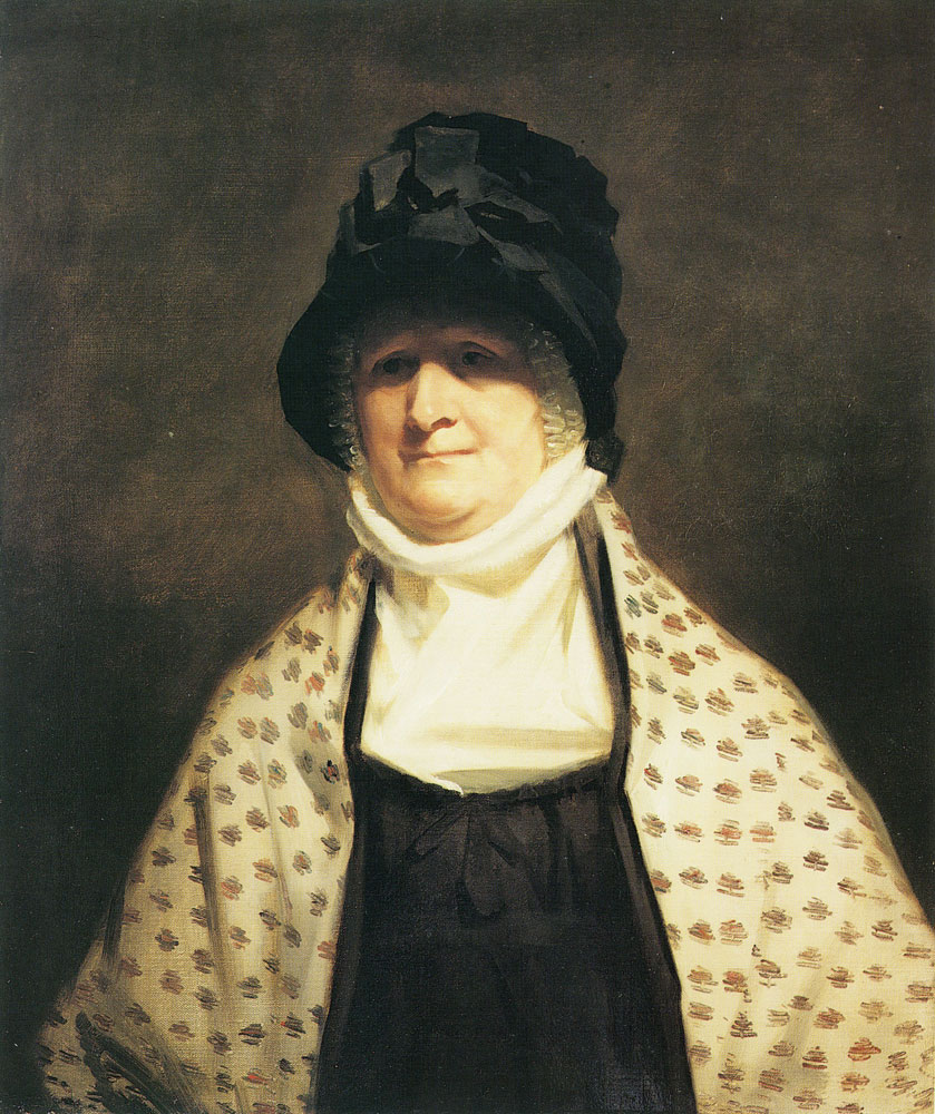 Henry Raeburn - Anne Campbell, Mrs Colin Campbell of Park