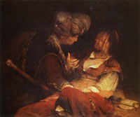 Aert de Gelder Judah and Tamar