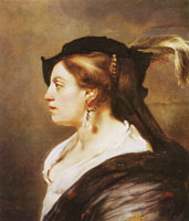 Carel Fabritius - Portrait of a lady