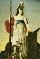 Jacob Backer Allegory to the Republic