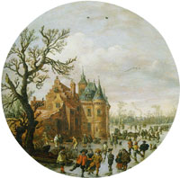 Jan van Goyen Winter