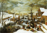 Lucas van Valckenborch? The Massacre of the Innocents
