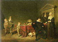 Pieter Codde Family Group