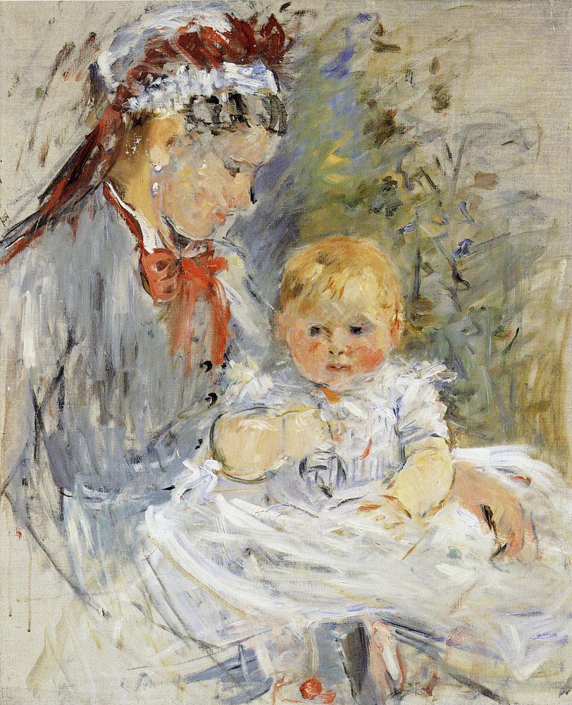 Berthe Morisot - Paintings