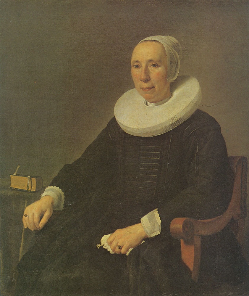 Jan Victors - Portrait of a woman