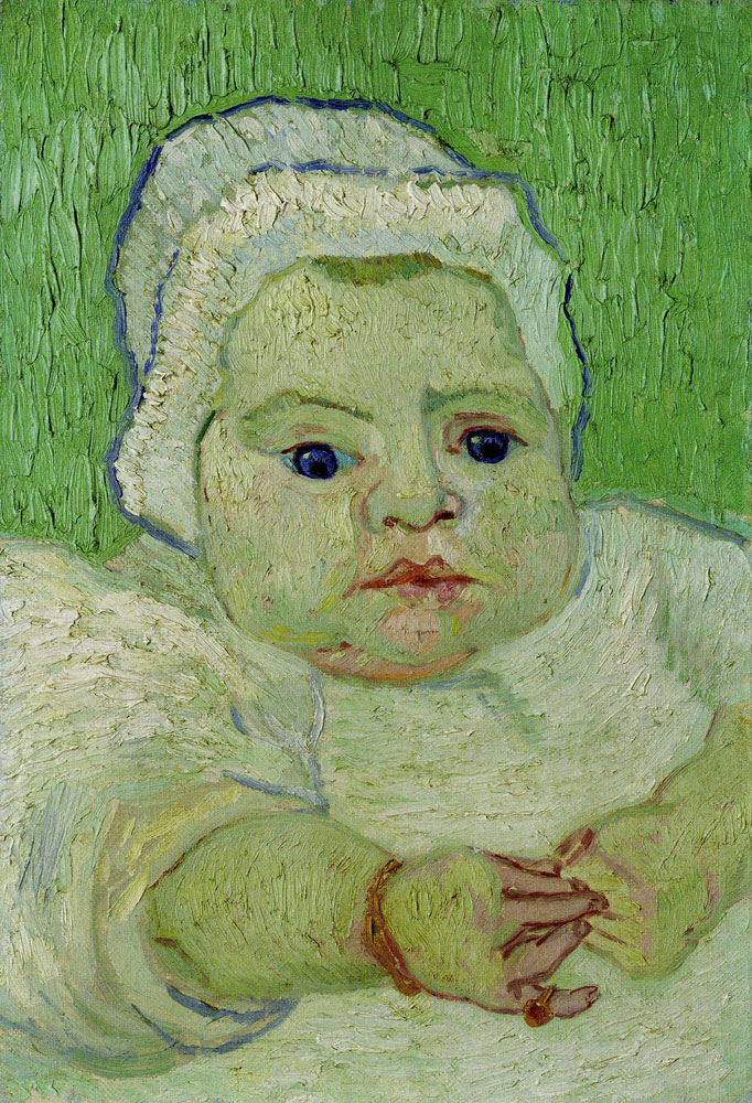 Vincent van Gogh - Marcelle Roulin as Baby