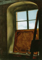 Carl Gustav Carus Studio Window
