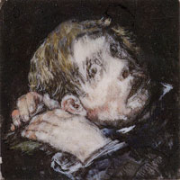 Francisco Goya Head of a Man
