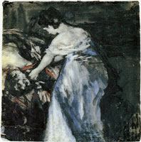 Francisco Goya Judith and Holofernes
