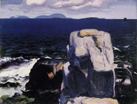 George Bellows Pulpit Rock