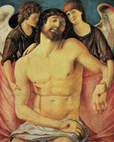 Giovanni Bellini The Dead Christ