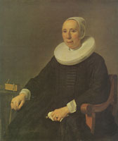 Jan Victors Portrait of a woman