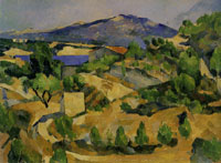 Paul Cézanne Midday in L'Estaque