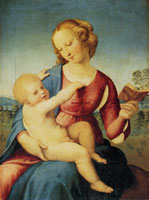 Raphael Maria with Child