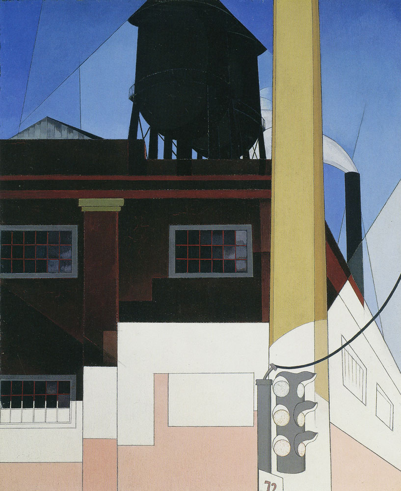 Charles Demuth - ...And the Home of the Brave