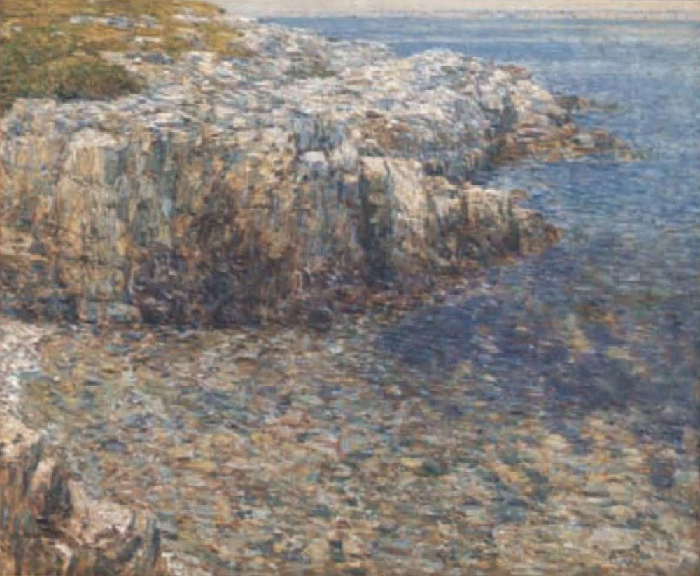 Childe Hassam - Isles of Shoals