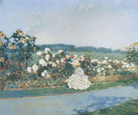 Childe Hassam Summertime