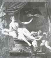 Ferdinand Bol Jupiter and Semele